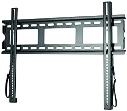"""Sanus Super Low Profile TV Wall Mount for 37""""-80"""" LED, LCD and Plasma Flat and Curved Screen TVs and Monitors - MLL11-B1"""
