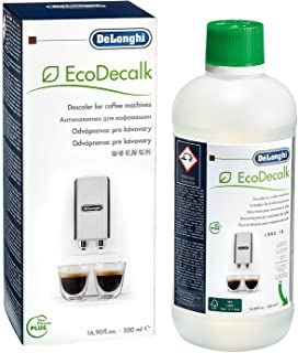 comprar comparacion De'longhi Ecodecalk - Líquido descalcificador universal, cafeteras superautomáticas, 500 ml, ecológico y eficiente, compat...