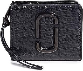 Marc Jacobs Women's Snapshot Mini Compact Wallet