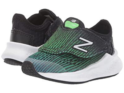 New Balance Kids Fresh Foam Fast (Infant/Toddler) (Deep Ozone Blue/RGB Green) Boys Shoes