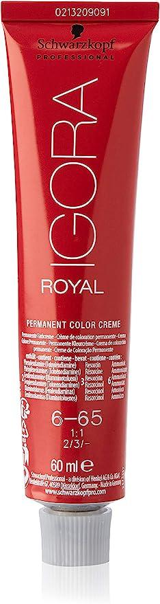 Schwarzkopf Professional Igora Royal 6-65 Tinte - 60 ml