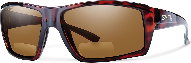 Smith Optics Sunglasses Mens Challis Ready To Wear Tortoise CHTT