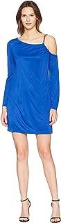 Collection Abito Donna Chain Strap Dress Bluette 46 (US 10)