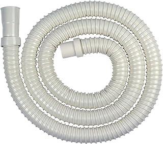 カクダイ 洗濯機排水ホース アイボリー 2m 4361-2