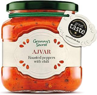Granny's Secret Ajvar Roasted Pepper & Chili, 550 Gram