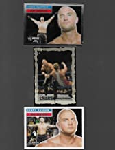 WWE Tag Team Danny & Doug Basham 2006 Topps Heritage Trading Card Lot - CT-03 - Stored in a Protective Plastic Display Case!!