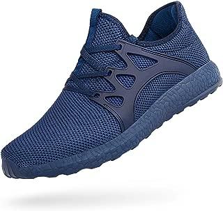 Men's Non Slip Work Shoes Ultra Lightweight Breathable...