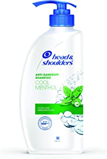 Head & Shoulders Cool Menthol Anti Dandruff Shampoo 650 ML
