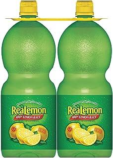 Real Lemon ReaLemon Lemon Juice 48 Fl Oz 326156