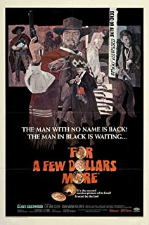 For a Few Dollars More 1967 Authentic 27
