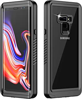 Temdan Samsung Galaxy Note 9 Case,2019 Designed 360 Full-Body Built in Screen Protector Real Heavy Duty Rugged Shockproof Dustproof Case for Samsung Galaxy Note 9