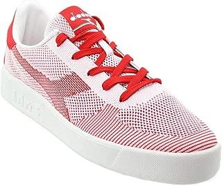 Diadora Mens B.Elite SPW Weave Casual Sneakers,
