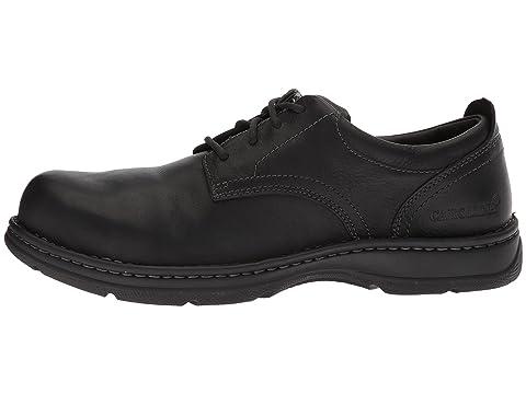 de Tully Leather punta Oxford aluminio CA3581 ESD Black con Carolina Opanka qtxTgTw