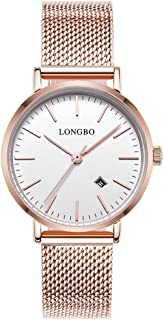 Best longbo watch quartz Reviews