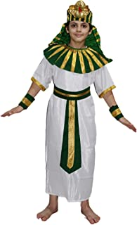 Kaku Fancy Dresses Egyptian God/Greek God Costume of International Traditional Wear for Kids