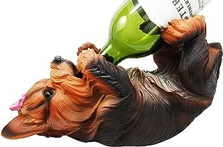 Best yorkie wine bottle holder Reviews