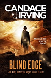Blind Edge: A US Army Detective Regan Chase Thriller