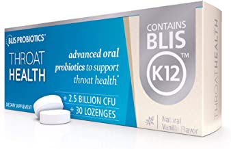 s salivarius k12 bacteria
