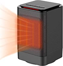 DOUHE Space Heater, Portable Electric Ceramic Heaters for Office, Quiet Personal Heaters..