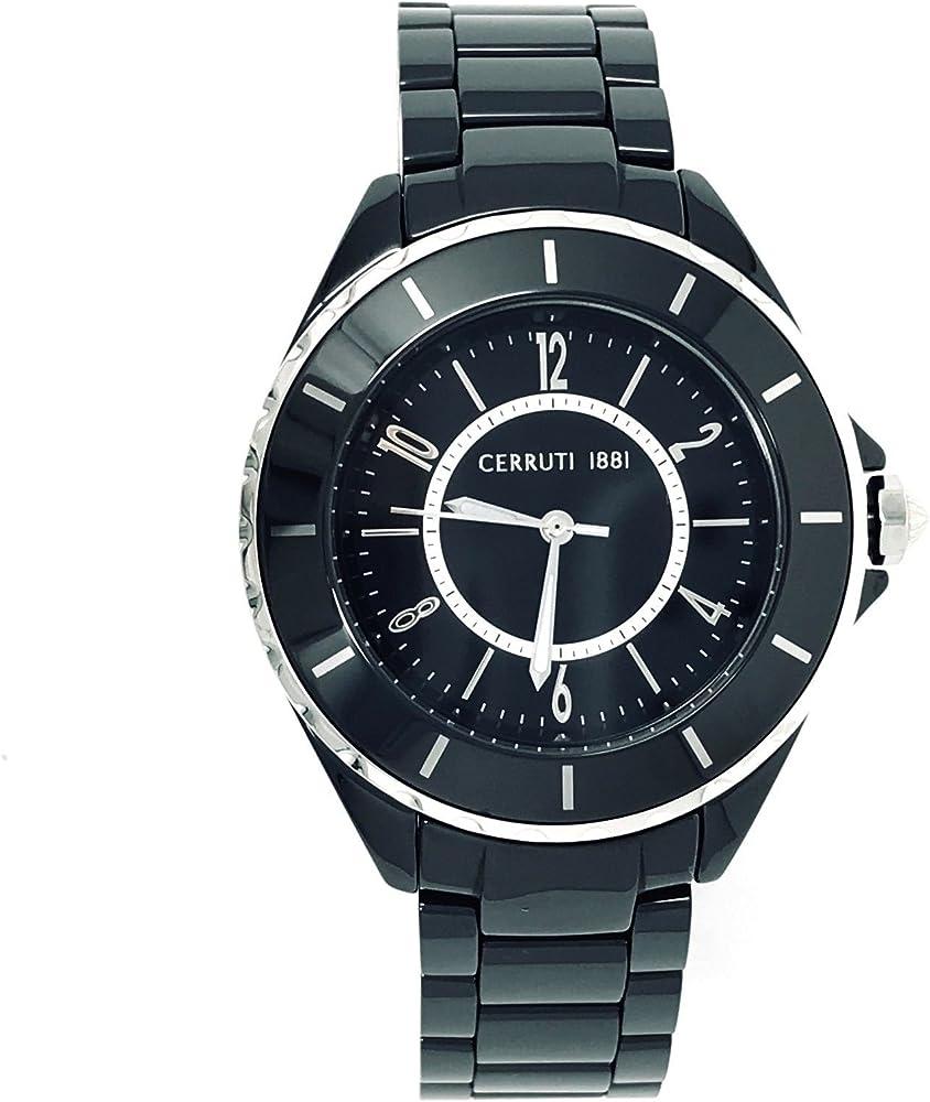 Cerruti 1881, orologio per  donna ,in acciaio inossidabile CRM046Z221B