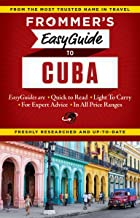 Frommer's EasyGuide to Cuba (Easy Guides)