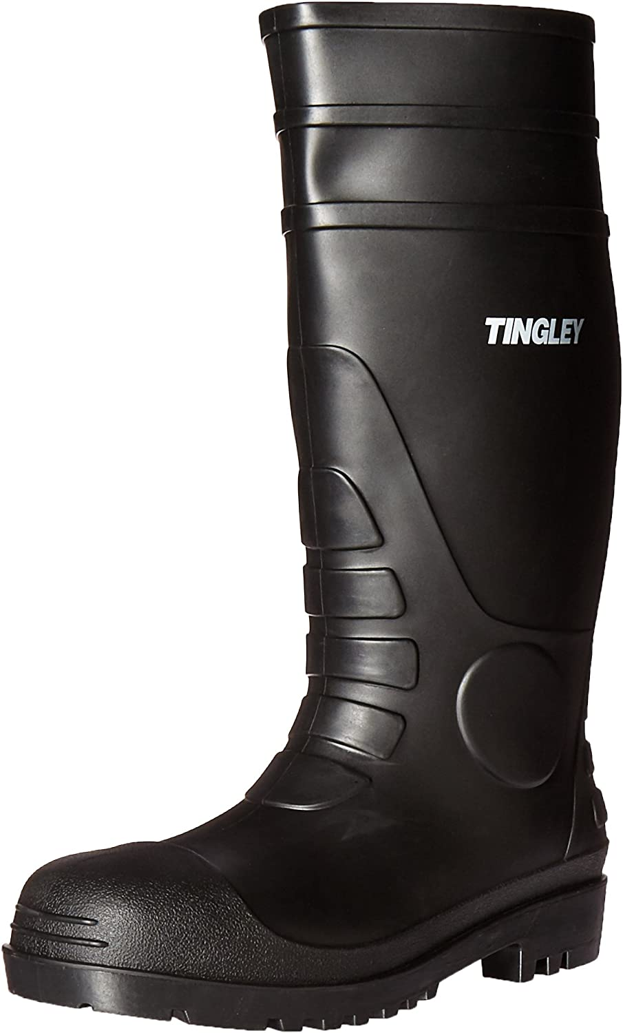 Tingley 31151 Economy SZ9 Kneed Boot for Agriculture, 15-Inch, Black