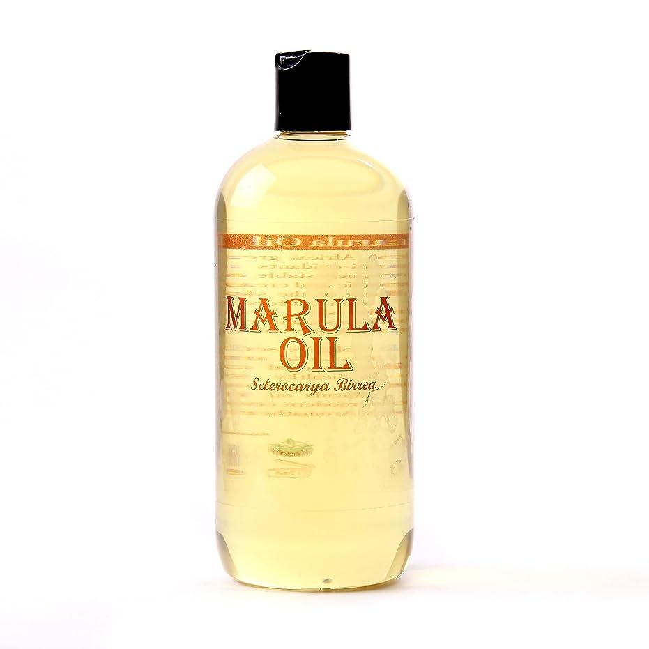 解明肩をすくめる辛なMystic Moments | Marula Carrier Oil - 500ml - 100% Pure