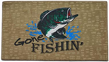 fishing mat