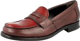Prada Women's 1D055F Saffiano Leather Business Shoes