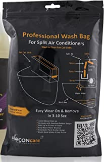 Air Conditioner Wash Bag (Small - FCU Length Less Than 950 mm)(Large - 950 to 1500 mm) (Large Wash Bag)