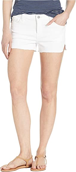 1044 Mid-Rise Shorts in Blanc