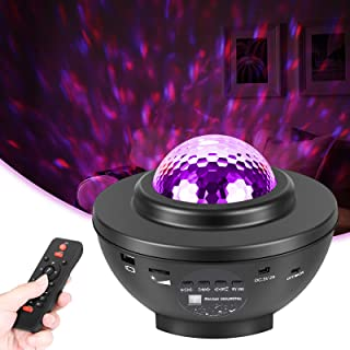Neewer Night Light Projector with Remote Control - Starry Sky Projector Ocean Wave Projector for Baby Kids Bedroom, Birthd...