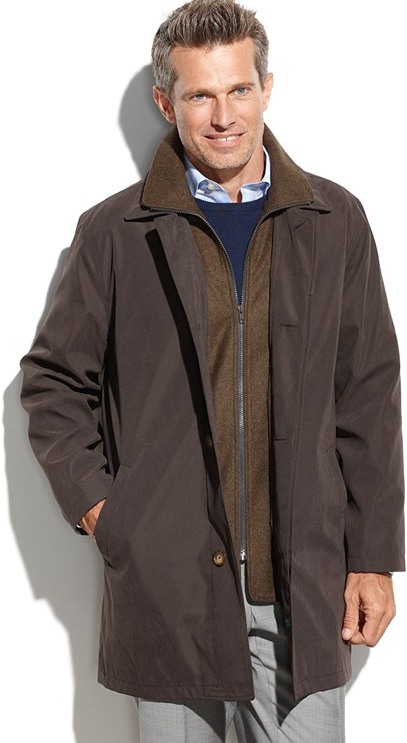 Lauren Ralph Edgar Raincoat Industry No. 1 Men's wear Top Casual Ove Free shipping anywhere in the nation off