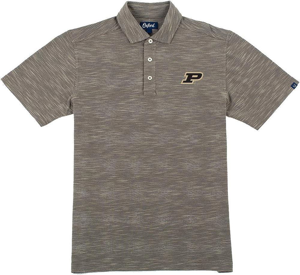 Oxford Mens Felton Short Sleeve Pique Polo