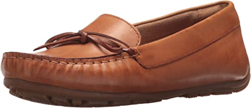 CLARKS Women's Dameo Swing Driving Style Loafer