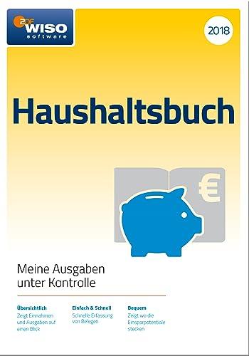 WISO Haushaltsbuch 2018 [Online Code]