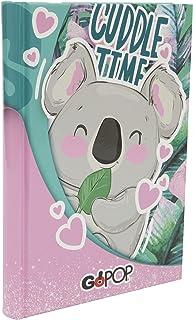 Go Pop 21 School Diary 10 Months Koala, Standard Format