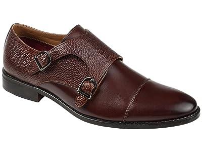 Thomas & Vine Calvin Double Monk Strap Dress Shoe