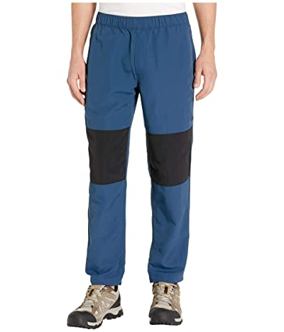 The North Face Class V Pants (Blue Wing Teal/TNF Black) Men