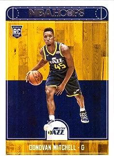 donovan mitchell rookie card