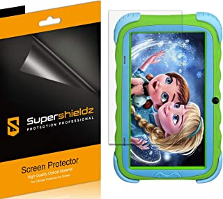 (3 Pack) Supershieldz for Surfans Y57 Kids Tablet (7 inch) Screen Protector, Anti Glare and Anti Fingerprint (Matte) Shield
