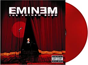 The Eminem Show (Limited Edition Red Colored Vinyl)