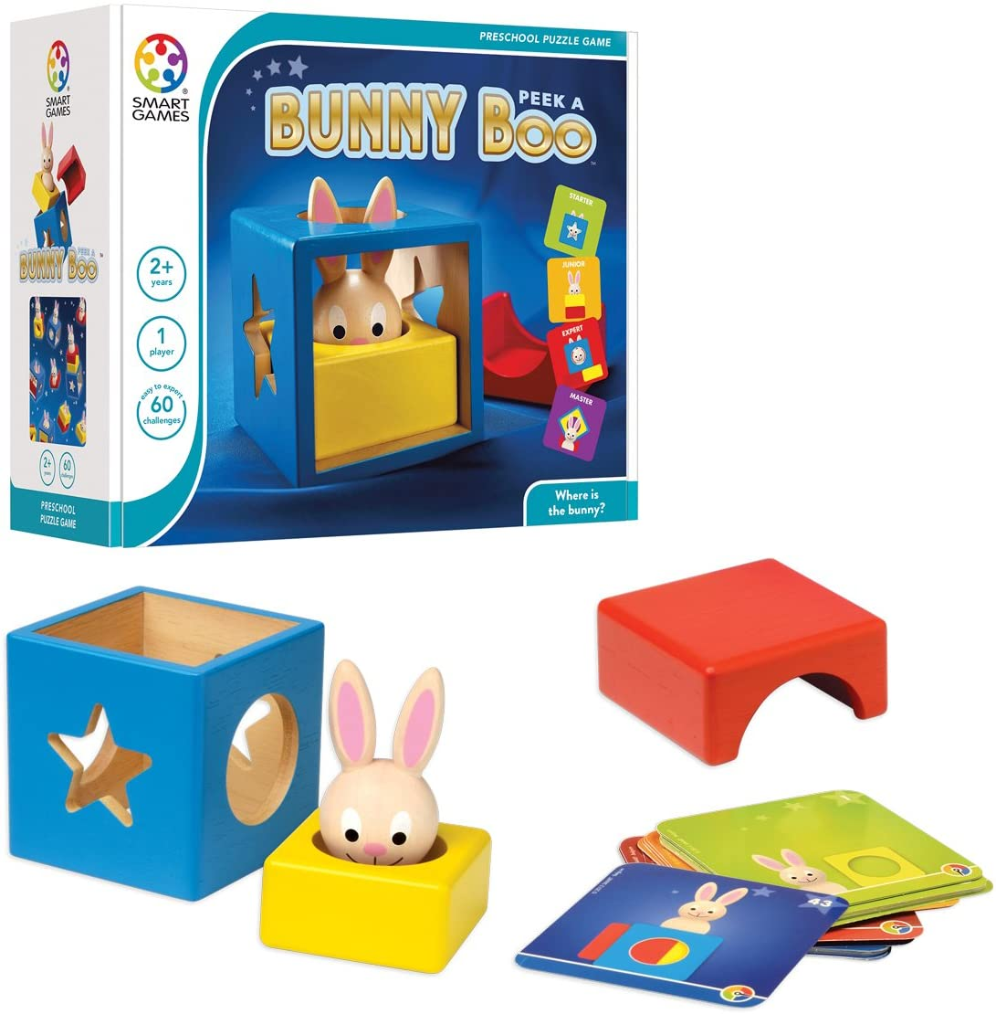 SmartGames Bunny Peek a Department store Boo Luxury