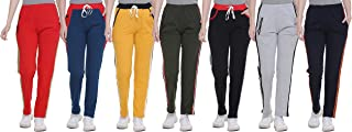 69GAL Women Trackpant (831WP7_P$_Pack of 7)