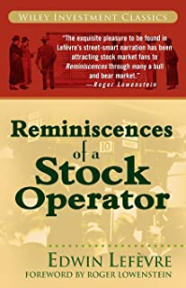 Reminiscences of a Stock Operator: 31