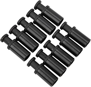 16mm End Plug Accessory 50pcs Pneumatic Composite Plug...