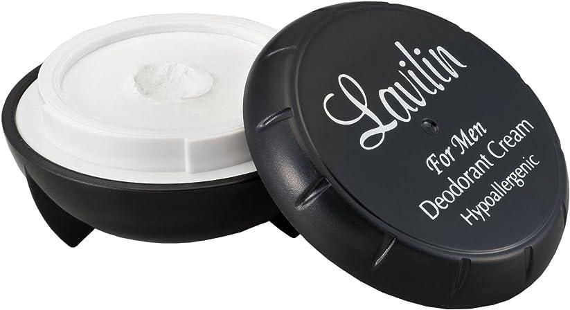 引き受けるハードリング反毒Lavilin(ラヴィリン)デオドラントクリーム ラヴィリン フォーメン アンダーアーム 12.5g