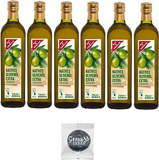 Gut und Günstig Oliven Öl mit gratis Jelly Beans Olivenöl 6x750ml