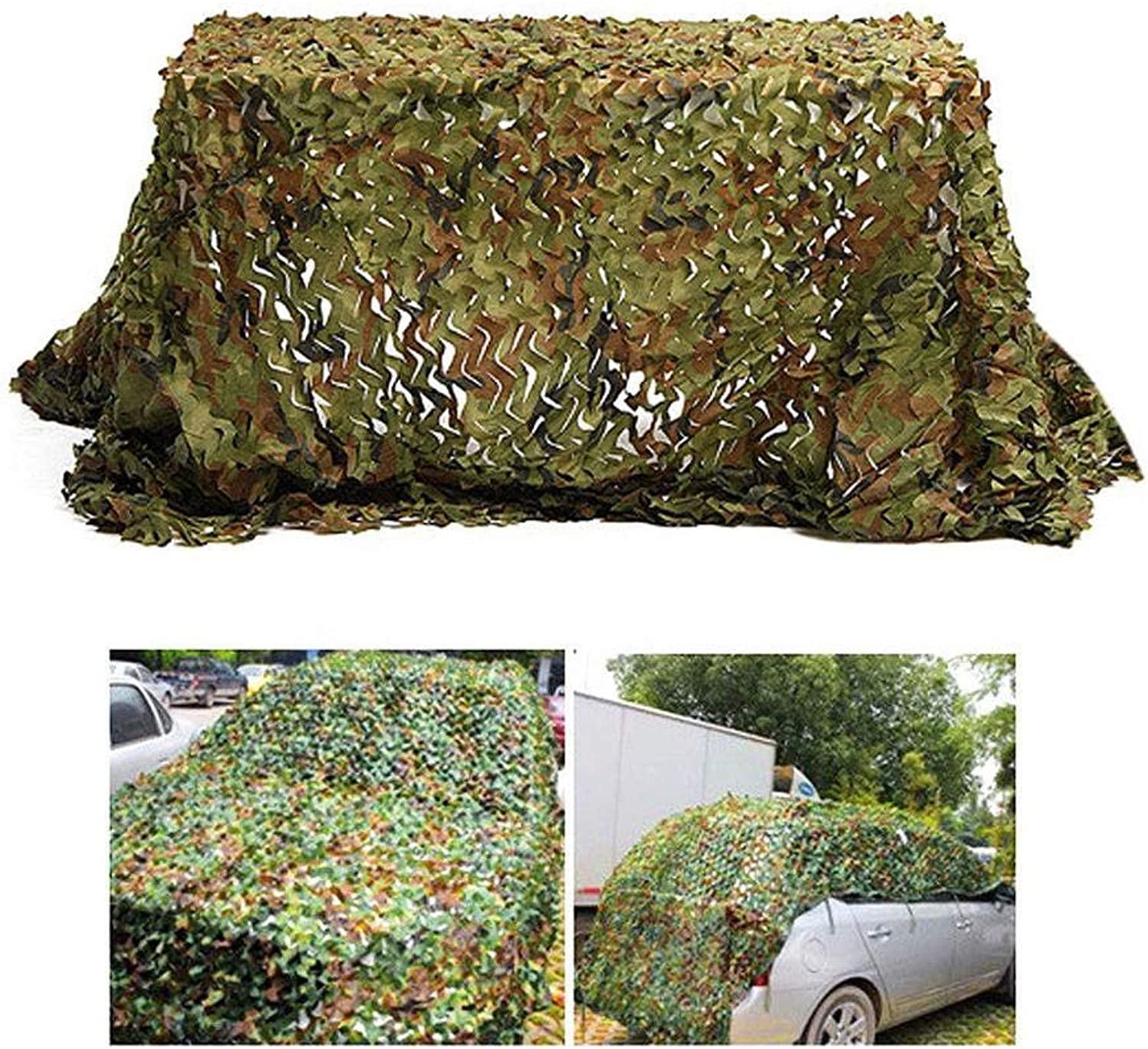 Camouflage Netting Sunshade Camo Net Blinds for Hiding Shooting Hunting Privacy Balcony Plant Cover Animals Photography Party Decoration
