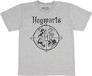 Harry Potter Big Boys Hogwarts Cuadrante T-Camisa (XS)